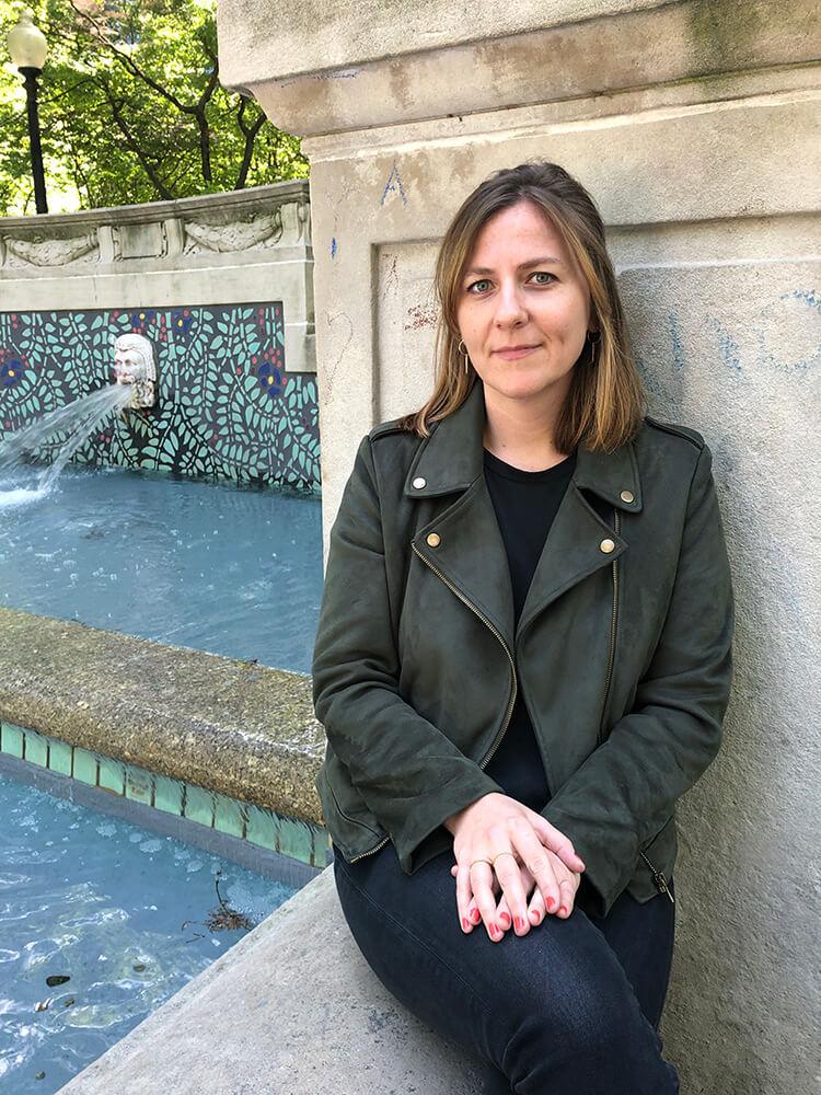 professional writer Karen Miller