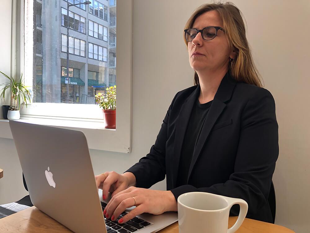 Karen Miller - Philadelphia copywriter